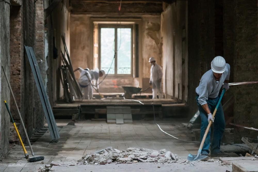 نکات مهم در بازسازی ساختمان های قدیمی