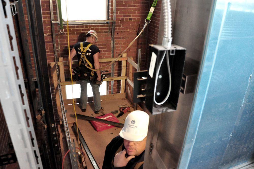 آسانسور برای ساختمان