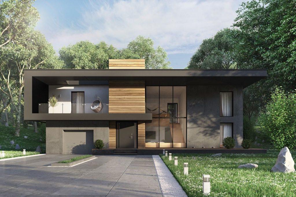 برترین معماری برای طراحی نمای ساختمان