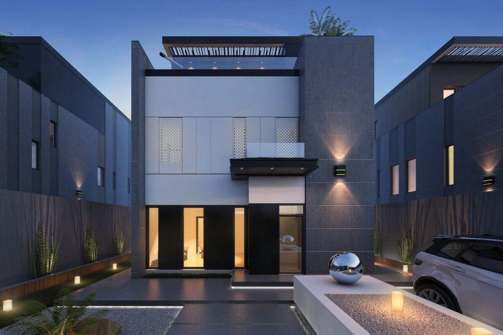 انتخاب مصالح اولیه برای طراحی نمای ساختمان