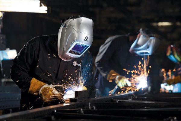 فرآیند جوشکاری درب فلزی