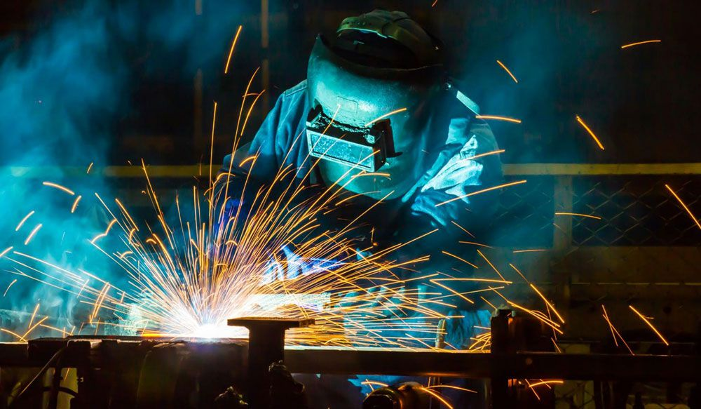 فرآیند جوش نقطه ای برای درب فلزی