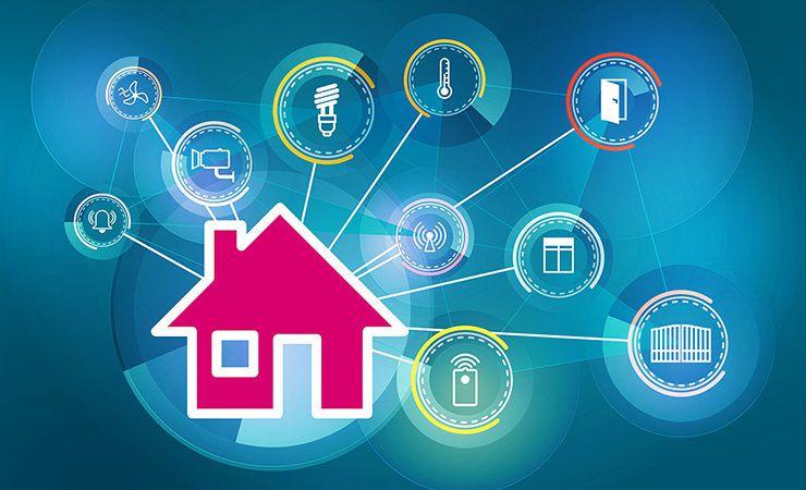 طرز کار فناوری خانه هوشمند