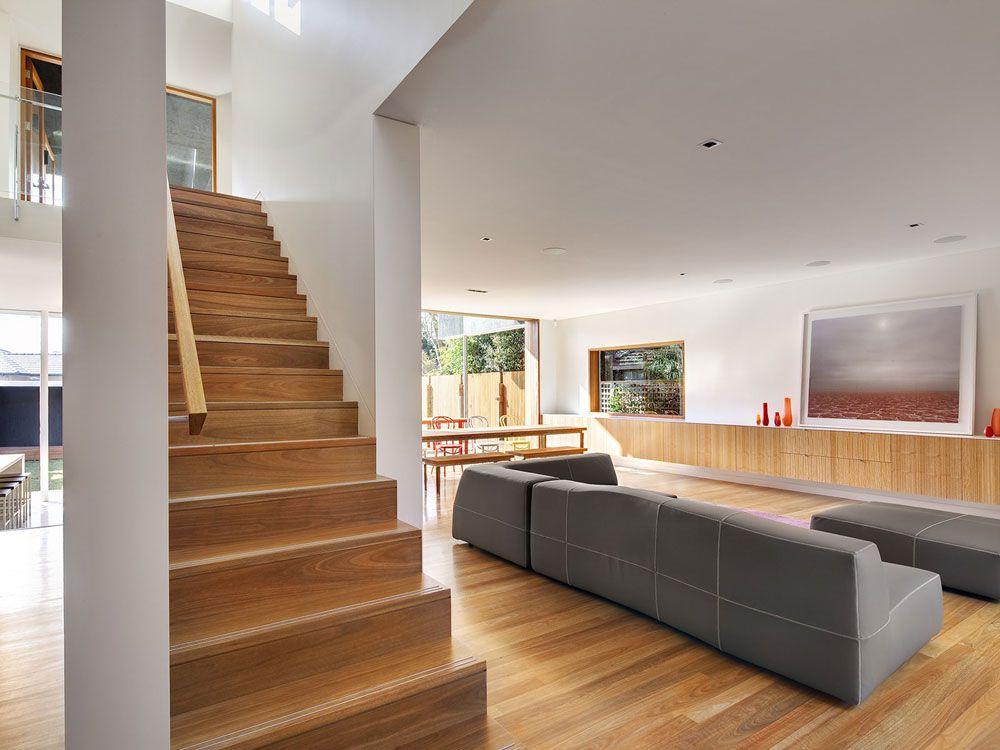 طراحی و ساخت پله با استاندارد های امن