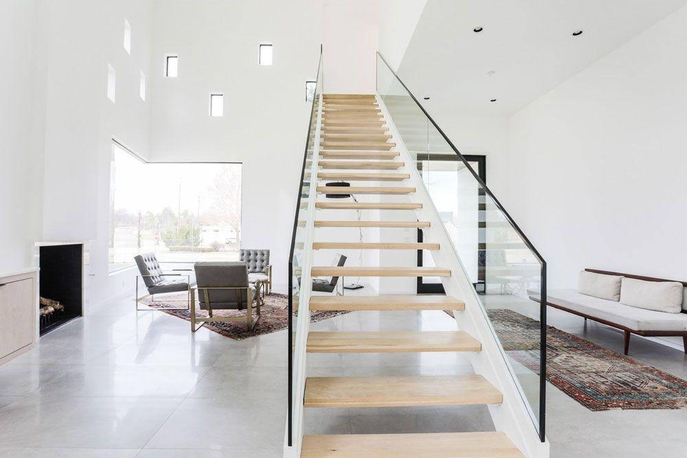 نکات مهم در طراحی پلکانها برای ساختمان
