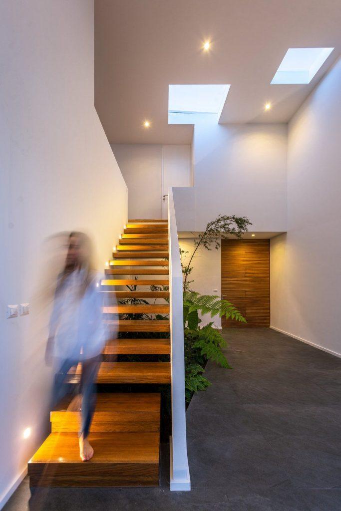 انواع مصالح اولیه برای طراحی پلکانها در ساختمان