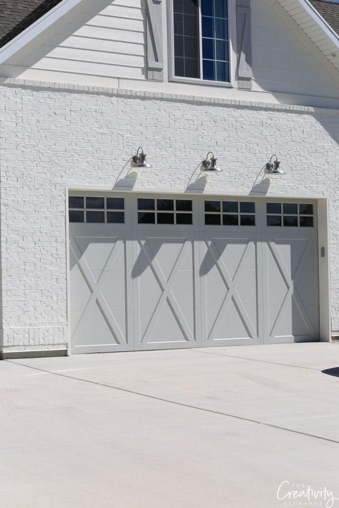 طراحی و مدل انواع درب پارکینگ