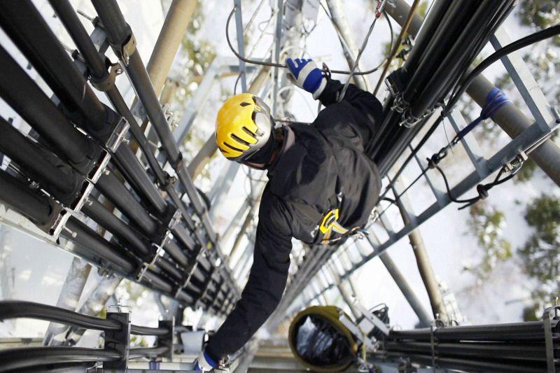 بایدها و نبایدها برای کار در ارتفاعات