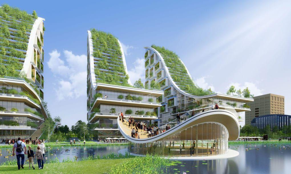 مزایای استفاده از فناوری ساختمان سبز