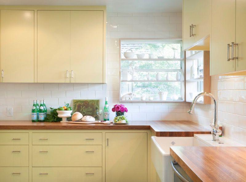 کانتر آشپزخانه از چوب ام دی اف