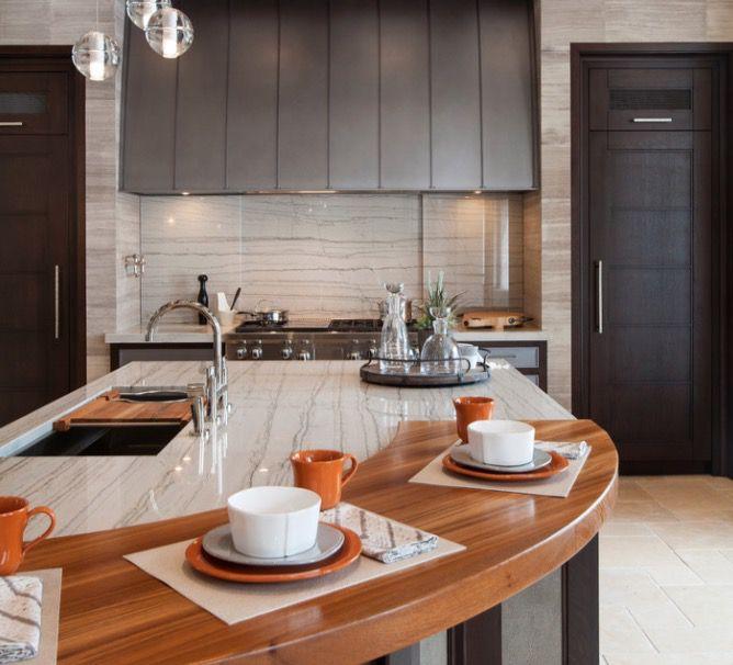 با ایده های جذاب از کانتر آشپزخانه آشنا شوید