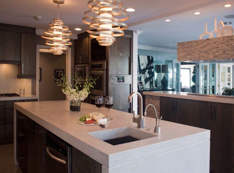 کانتر آشپزخانه از سنگ مرمر