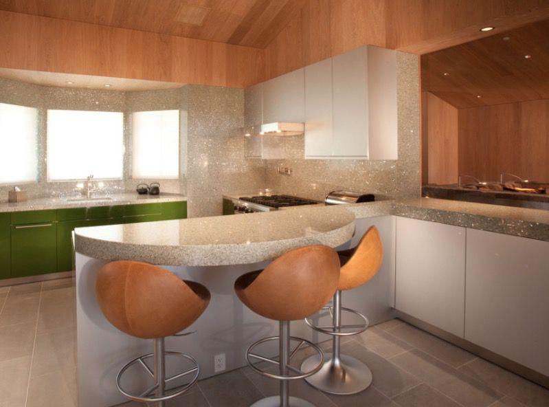 مدل شیک و جذاب کانتر آشپزخانه