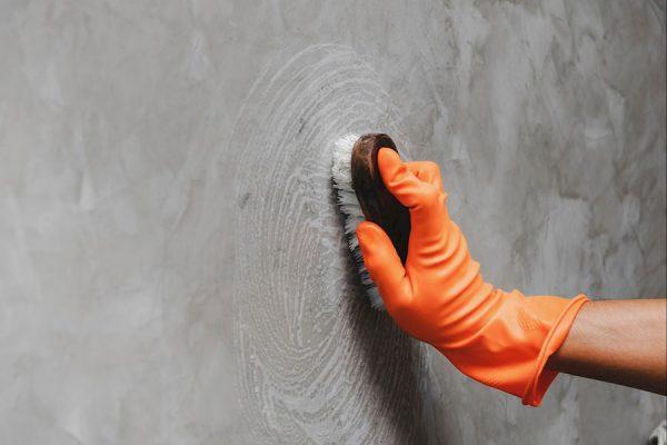 ساده ترین راه و روش ها برای تمیز کردن دیوار منزل