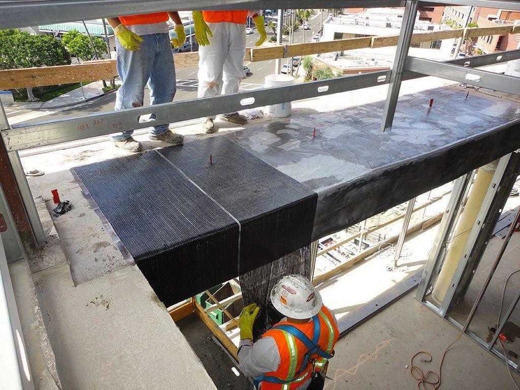 اهمیت استفاده از مصالح کامپوزیتی در ساختمان