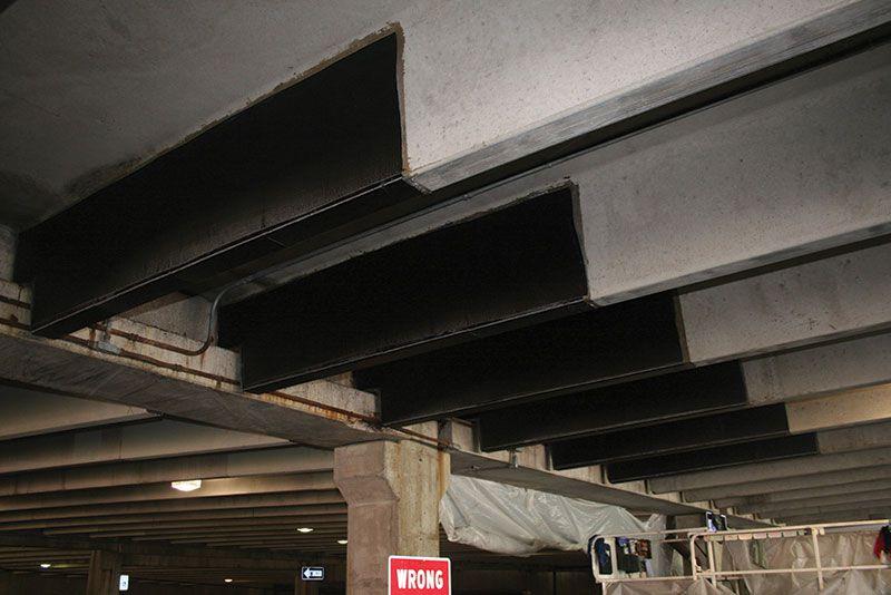 اجرای مصالح کامپوزیتی در ساختمان