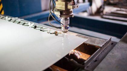 با دستگاه برش لیزری ورقه های فولادی آشنا شویم