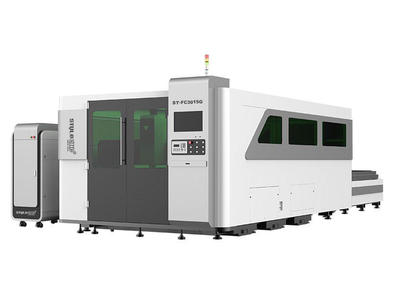 دستگاه برش لیزری برق با توان ۱۰۰۰ 2000 و 3000 وات