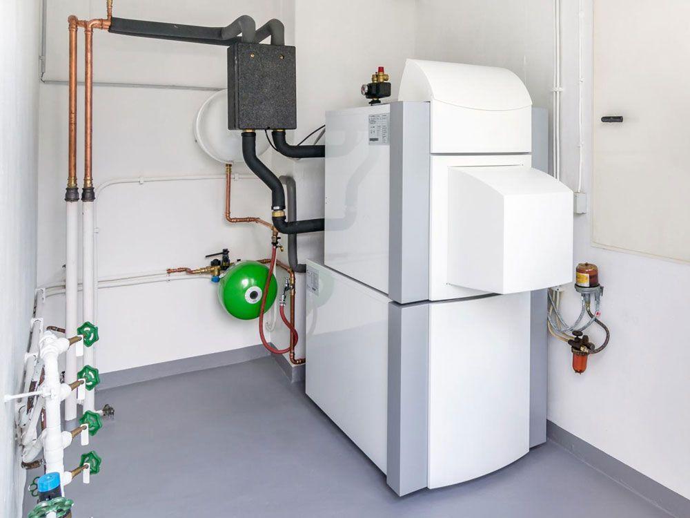 انواع تاسیسات گرمایشی ساختمان، مناسب برای ساختمان های مسکونی
