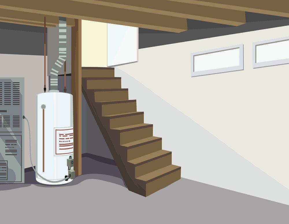 سیستم گرمایشی ساختمان بر مبنای گرانش هوا