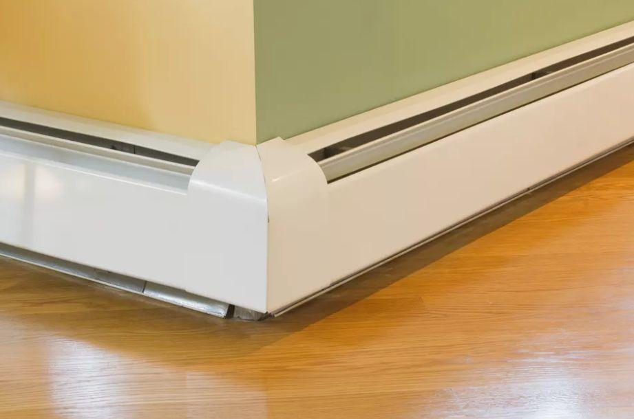 رادیاتورهای مبتنی بر سیستم آب داغ