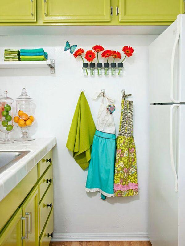 طراحی دکوراسیون آشپزخانه با توجه به ابعاد و اندازه ها