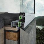 فناوری های نوین در طراحی و ساخت پنجره ساختمانی