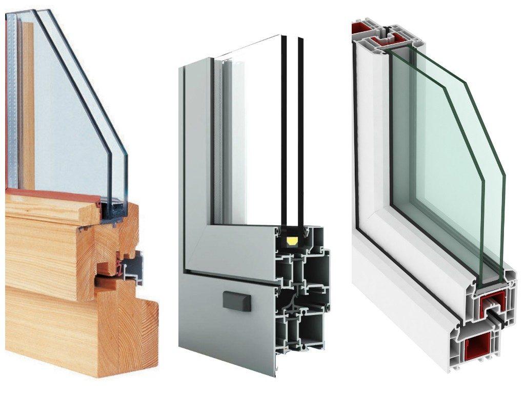 فریم یا قاب برای طراحی و ساخت پنجره ساختمانی
