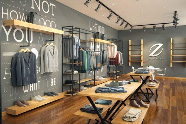 برترین ایده های طراحی دکوراسیون فروشگاه برای جذب مشتری