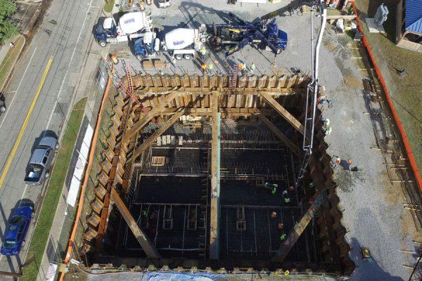 مفاهیم و نکات کاربردی در گودبرداری ساختمان