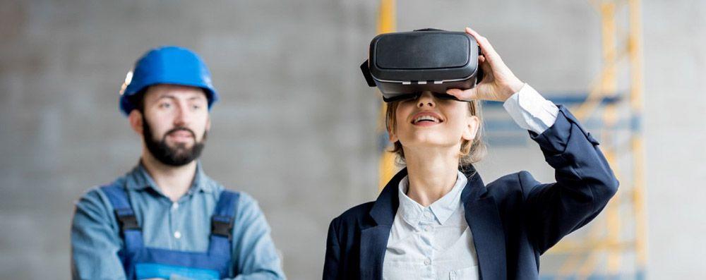 فناوری های جدید طراحی دکوراسیون - استفاده از واقعیت مجازی