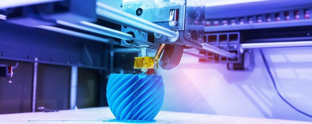 فناوری های جدید طراحی دکوراسیون - پرینتر سه بعدی