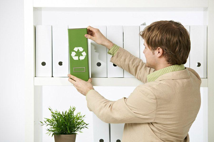 پیشنهاداتی برای داشتن یک دفتر کار دوستدار محیط زیست