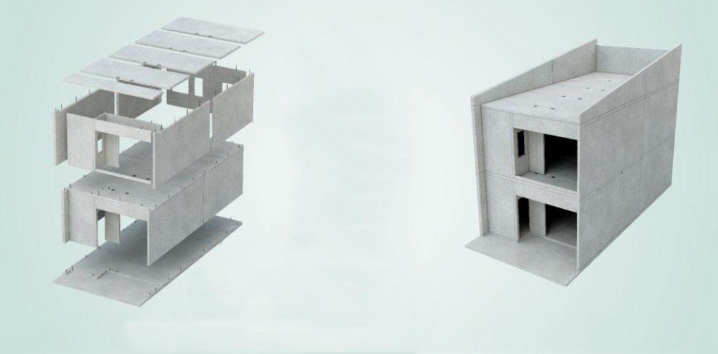 مهمترین مزایای مصالح ساختمانی پیش ساخته