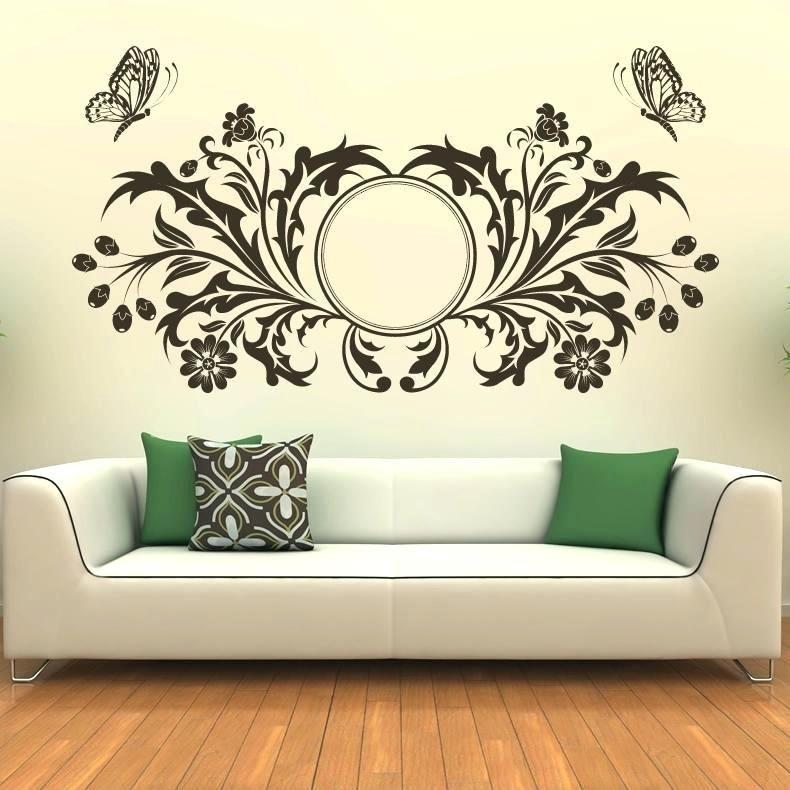 انتخاب عناصر مناسب برای نقاشی دیوار