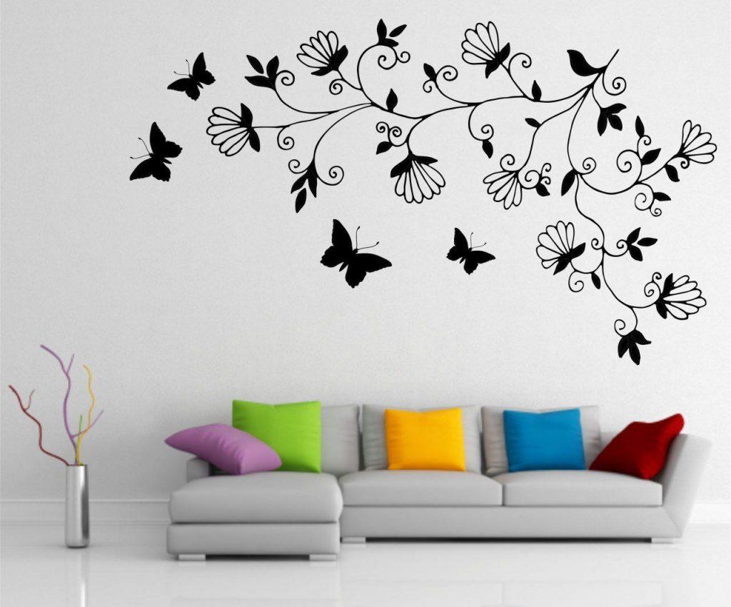 انتخاب بهترین طرح ها برای نقاشی دیوار