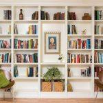 20 ایده زیبا و جذاب برای طراحی کتابخانه های منزل