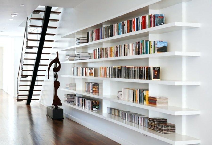 توجه به نورپردازی در طراحی کتابخانه