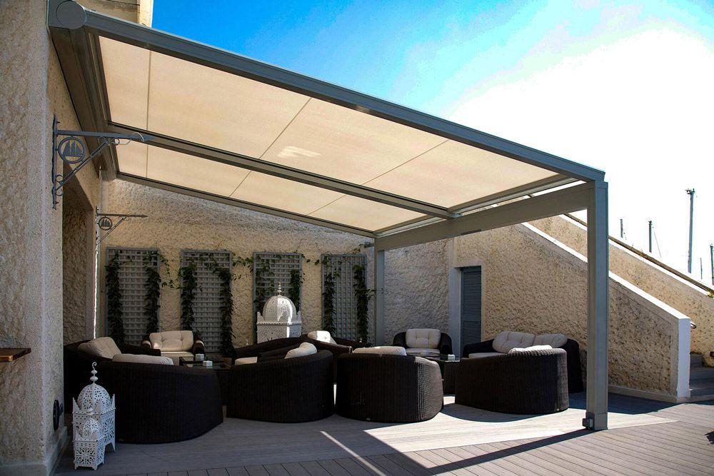 سقف متحرک، یک انتخاب ایده آل برای فصل تابستان