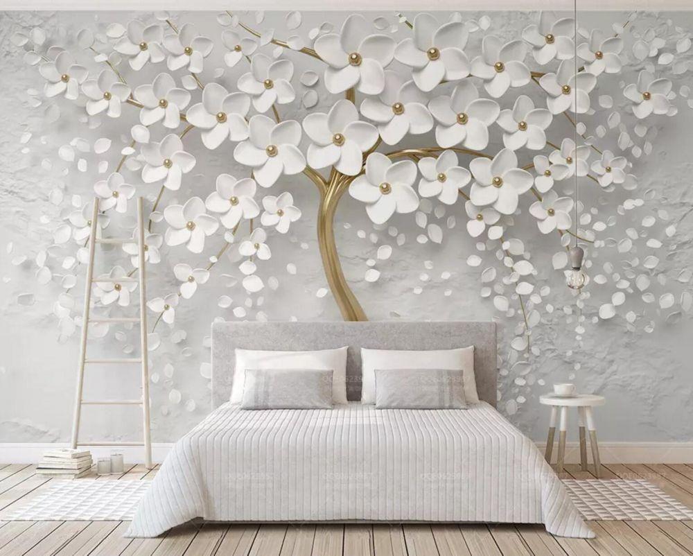 نکات مهم در خرید کاغذ دیواری سه بعدی