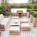 دکوراسیون و دیزاین تراس خانه خود را به زیبایی طراحی کنید