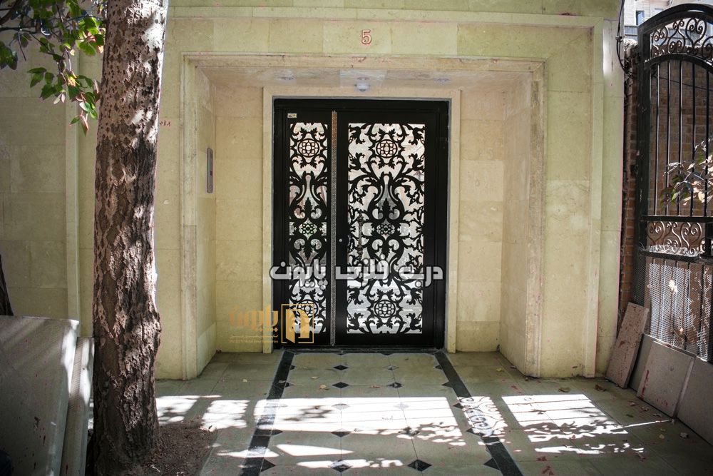 چهارچوب درب ورودی ساختمان شما چقدر محکم است؟