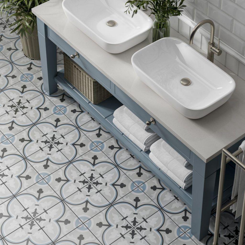 چگونه می توان کاشی مناسب برای حمام انتخاب کرد؟
