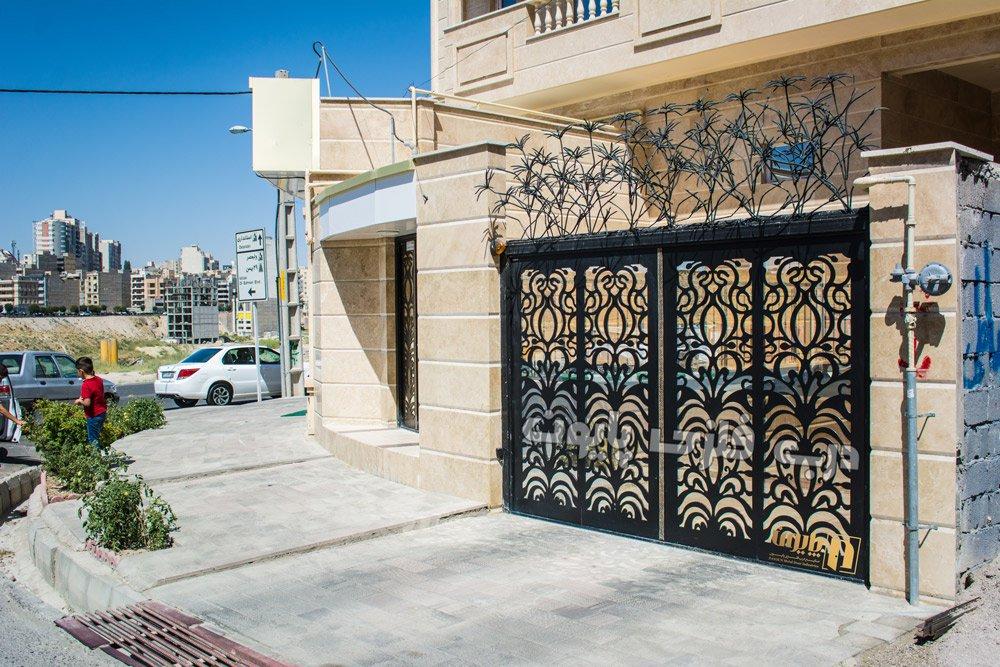 درب های زیبا، عامل افزایش ارزش ساختمان
