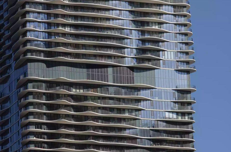 برج آبی در شیکاگو