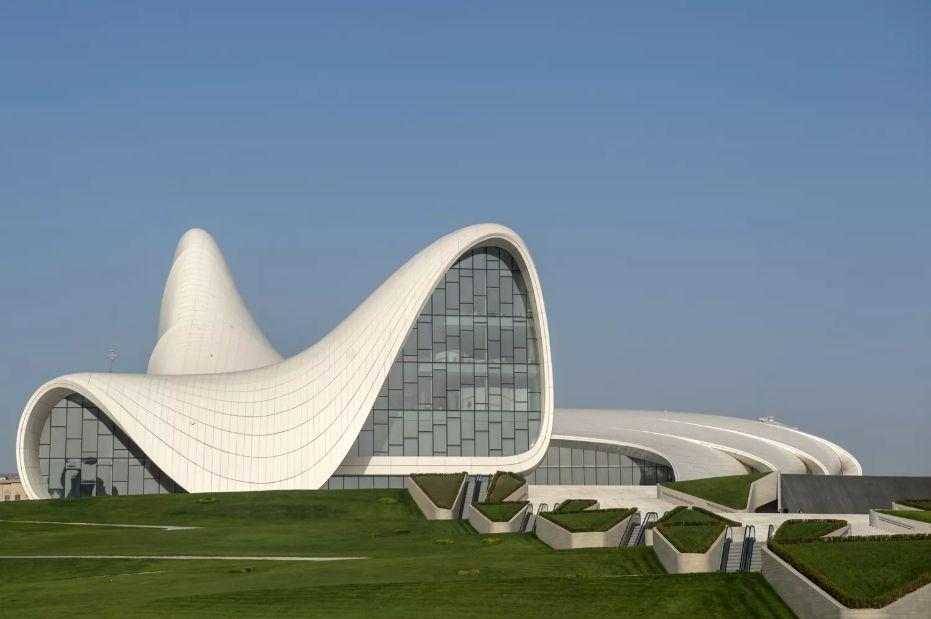 مرکز حیدر علی اِف در آذربایجان
