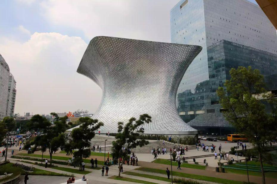 موزه Soumaya در مکزیک