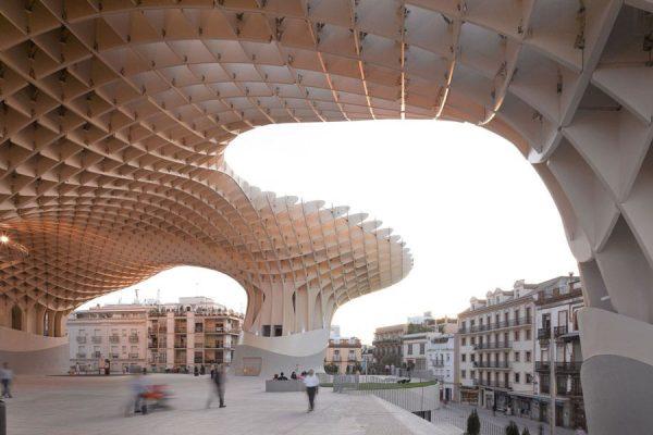 آینده معماری در ساختمان های شگفت انگیز در جهان – تلفیق معماری و هنر