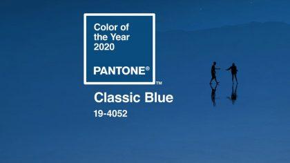 رنگ سال 2020 توسط کمپانی پنتون مشخص شد؛ یک انتخاب رویایی