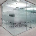 پارتیشن های شیشه ای، بهترین ابزار برای دکوراسیون داخلی